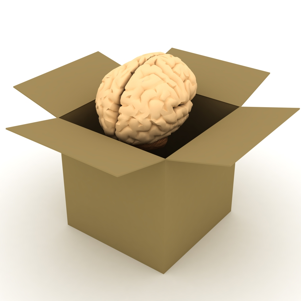 Dyslexics think out of the box